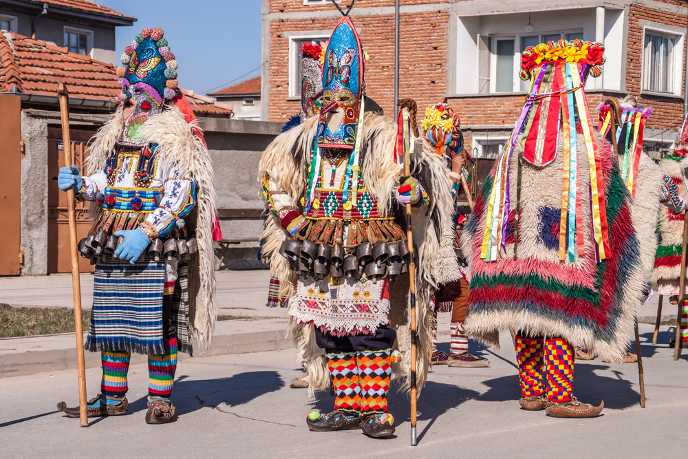 Bulgarian customs and traditions